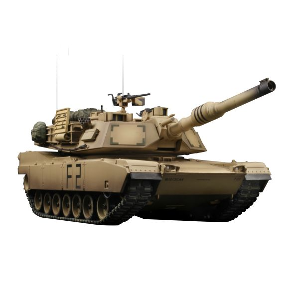 VsTank PRO Airsoft United States of America M1A2 Abrams, desert