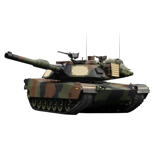 VsTank PRO Airsoft United States of America M1A2 Abrams, NATO 3 color camouflage