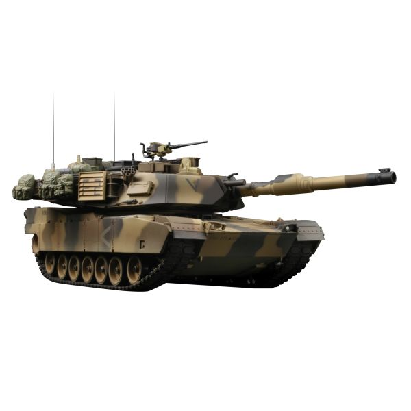 VsTank PRO Airsoft United States of America M1A2 Abrams, NTC-3-tone camouflage