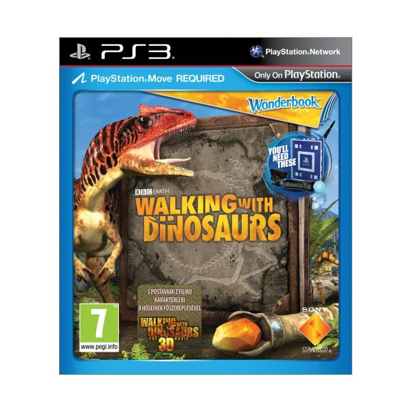 Walking with Dinosaurs CZ