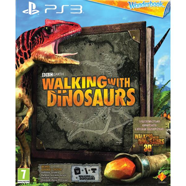 Walking with Dinosaurs CZ + Sony PlayStation Move Starter Pack