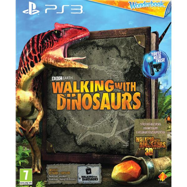 Walking with Dinosaurs CZ + Wonderbook PS3
