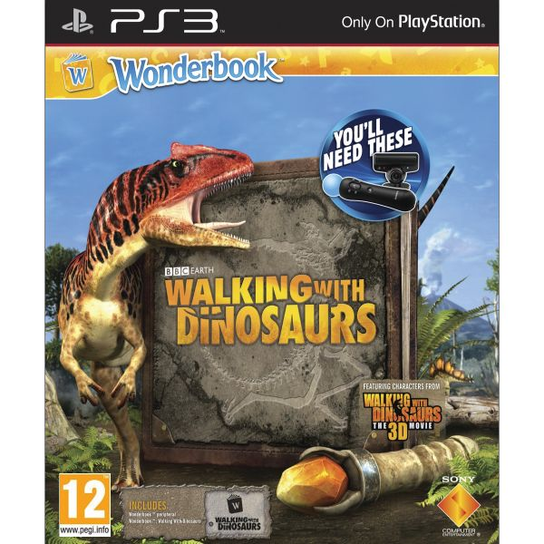Walking with Dinosaurs + Wonderbook PS3