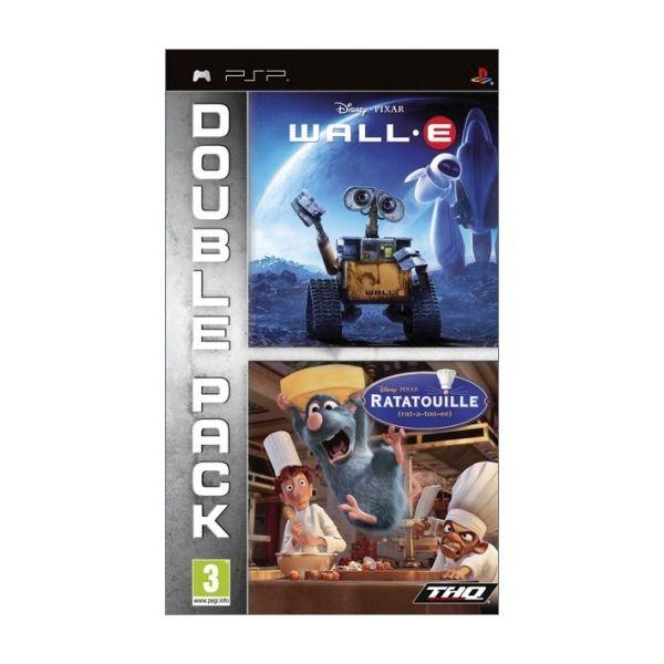 Wall-E + Ratatouille (Double Pack)