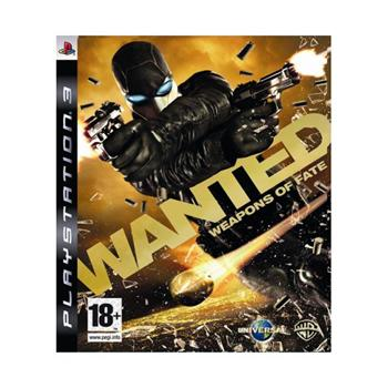 Wanted: Weapons of Fate [PS3] - BAZÁR (použitý tovar)