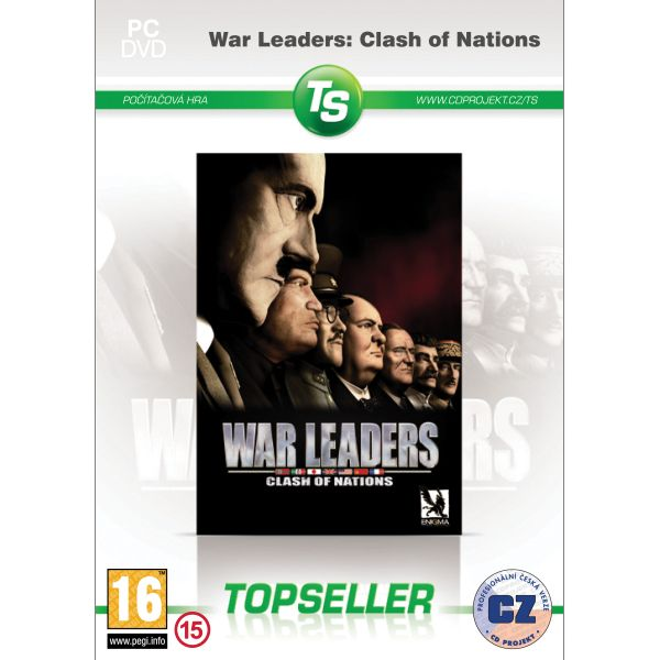 War Leaders: Clash of Nations CZ