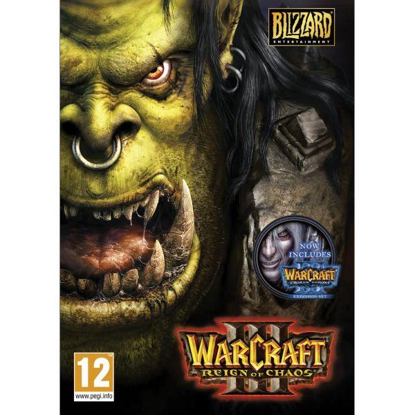 WarCraft 3: Reign of Chaos + WarCraft 3: Frozen Throne