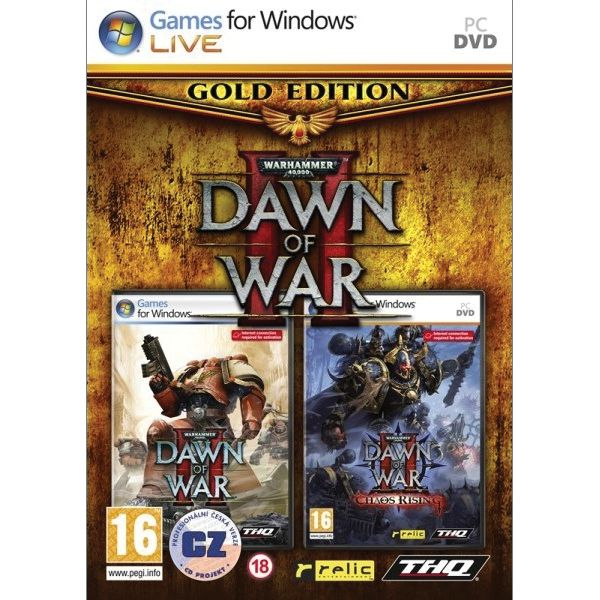 Warhammer 40,000: Dawn of War 2 CZ (Gold Edition)