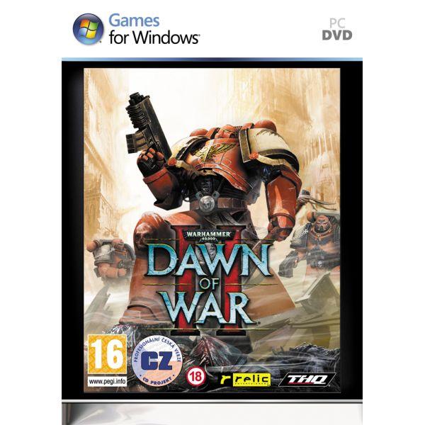 Warhammer 40,000: Dawn of War 2 CZ PC