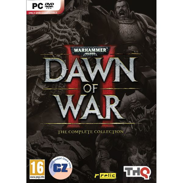 Warhammer 40,000 Dawn of War 2: The Complete Collection CZ