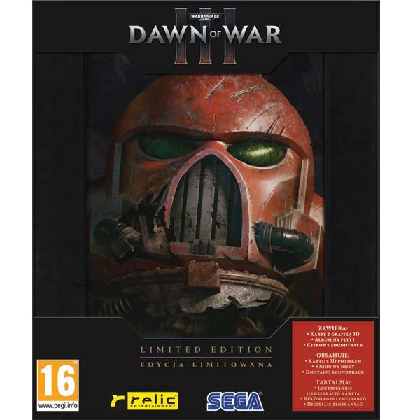 Warhammer 40,000: Dawn of War 3 CZ (Limited Edition)