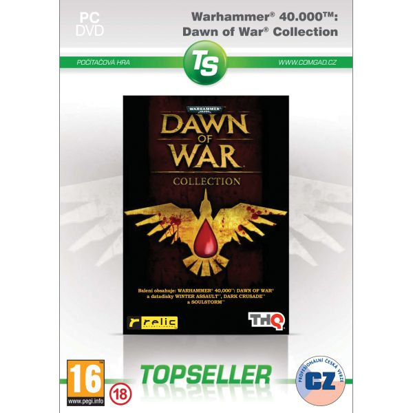 Warhammer 40,000: Dawn of War Collection CZ