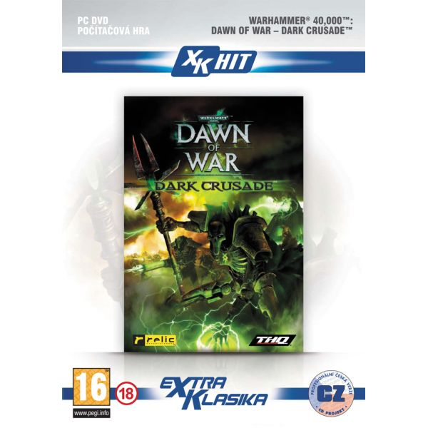 Warhammer 40,000 Dawn of War: Dark Crusade CZ