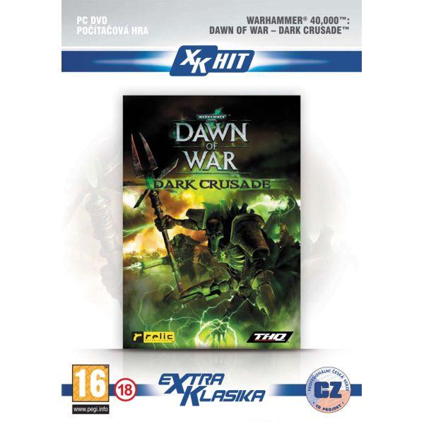 Warhammer 40,000 Dawn of War: Dark Crusade CZ