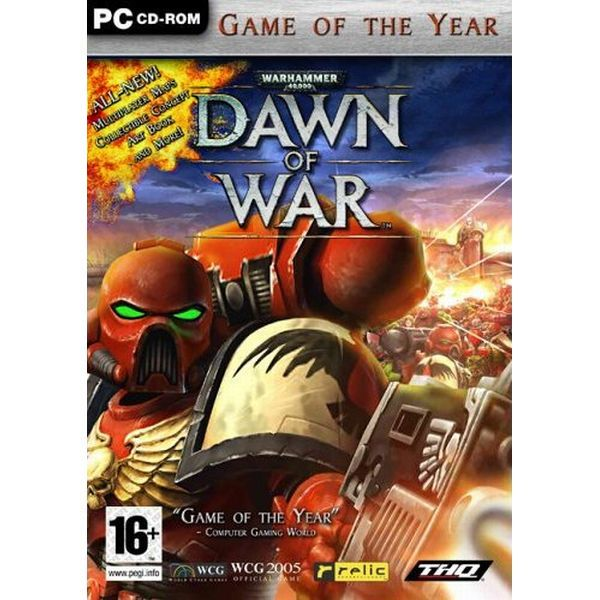 WarHammer 40,000: Dawn of War (Game or the Year Edition)