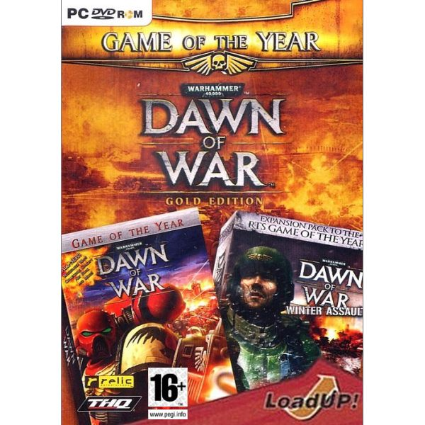 Warhammer 40,000: Dawn of War Gold Edition (Game of the Year Edition)