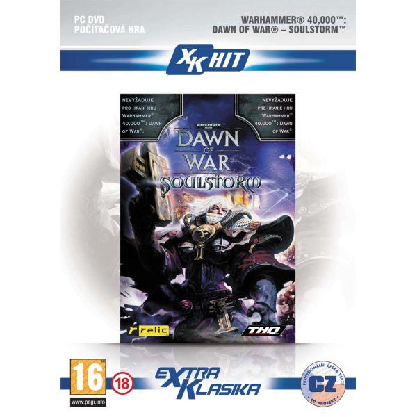 Warhammer 40,000 Dawn of War: Soulstorm CZ