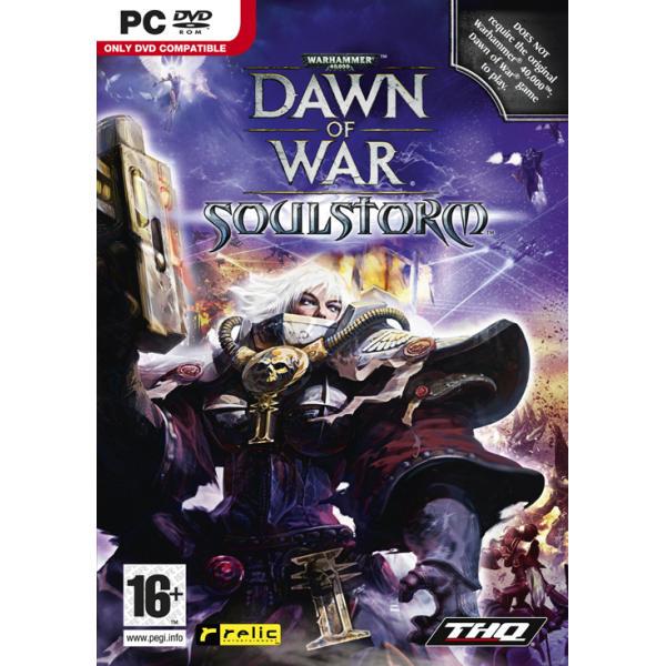 WarHammer 40,000 Dawn of War: Soulstorm PC