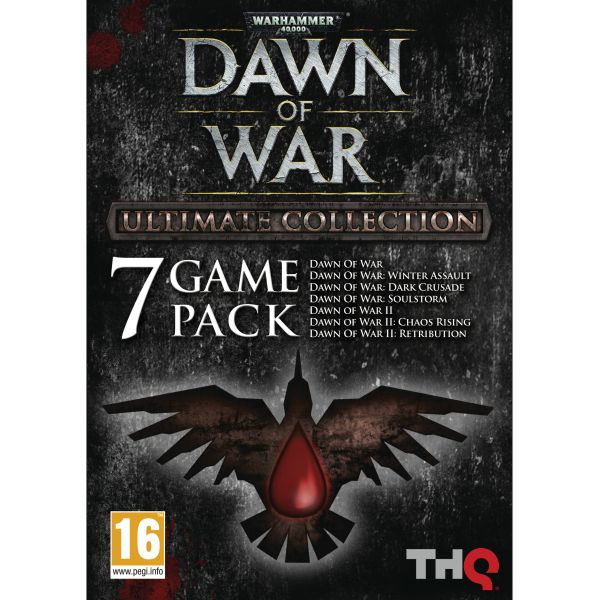 WarHammer 40,000: Dawn of War (Ultimate Collection)