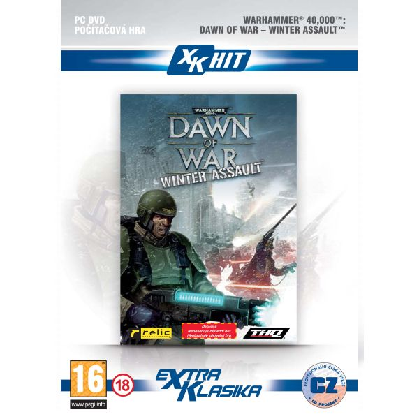 Warhammer 40,000 Dawn of War: Winter Assault CZ