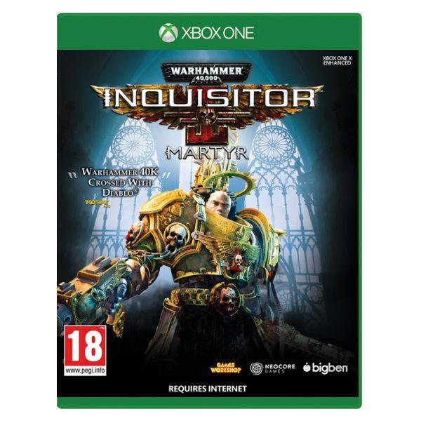 Warhammer 40,000 Inquisitor: Martyr