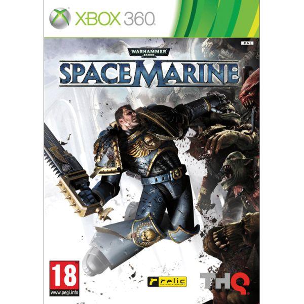 Warhammer 40,000: Space Marine [XBOX 360] - BAZÁR (použitý tovar)