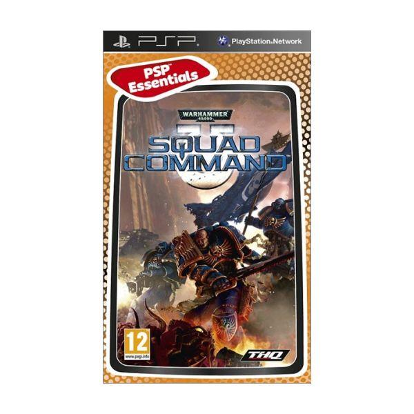 Warhammer 40,000: Squad Command [PSP] - BAZÁR (použitý tovar)