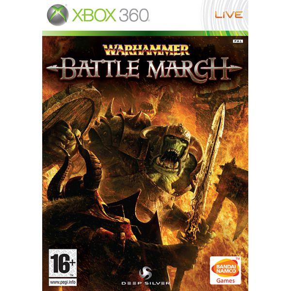 Warhammer: Battle March XBOX 360