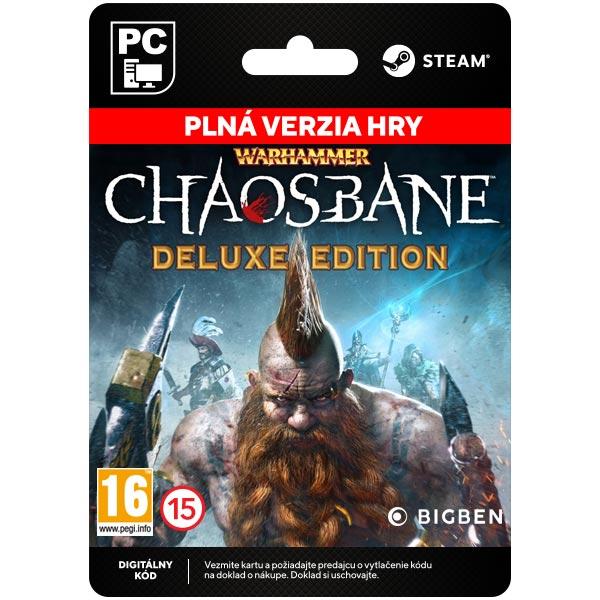 Warhammer: Chaosbane (Deluxe edition) [Steam]