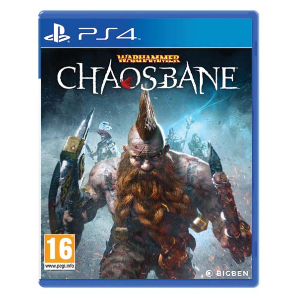 Warhammer: Chaosbane PS4