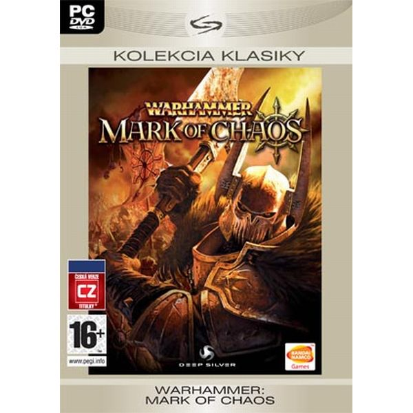 Warhammer: Mark of Chaos CZ