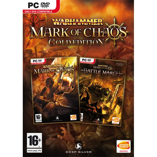 Warhammer: Mark of Chaos (Gold Edition)