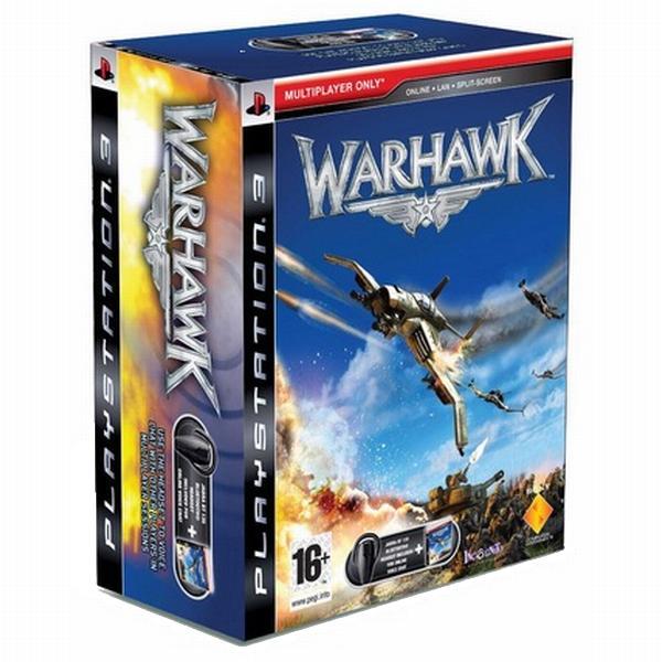 WarHawk + BT JABRA 135 headset PS3