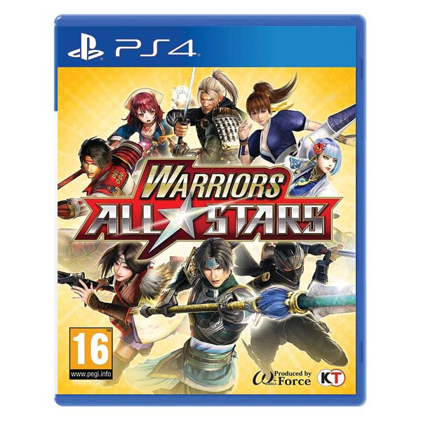 Warriors All-Stars PS4