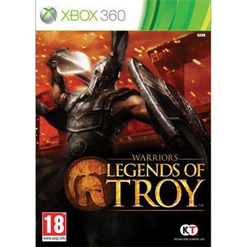 Warriors: Legends of Troy [XBOX 360] - BAZÁR (použitý tovar)