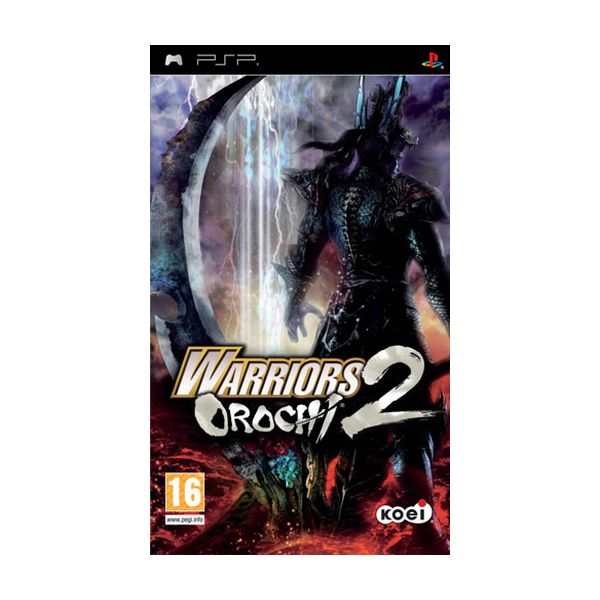 Warriors Orochi 3 Psp Nicoblog: Warriors Orochi 2