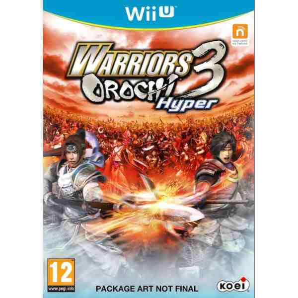 Game Warrior Orochi 3 Untuk Pc: Warriors Orochi 3: Hyper