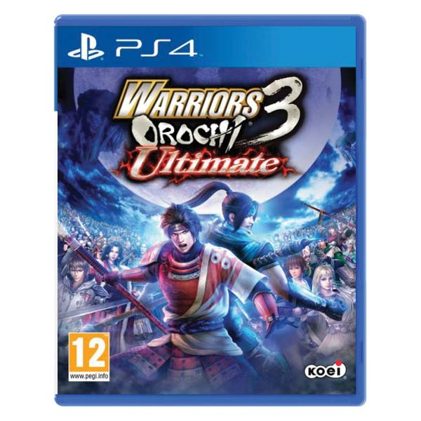 Warriors Orochi 3: Ultimate