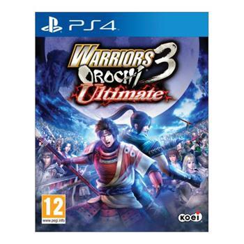 Warriors Orochi 3: Ultimate [PS4] - BAZÁR (použitý tovar)