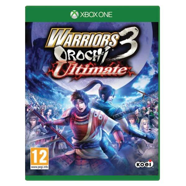 Warriors Orochi 3: Ultimate