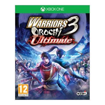 Warriors Orochi 3: Ultimate [XBOX ONE] - BAZÁR (použitý tovar)