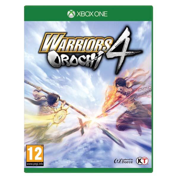 Warriors Orochi 4 XBOX ONE