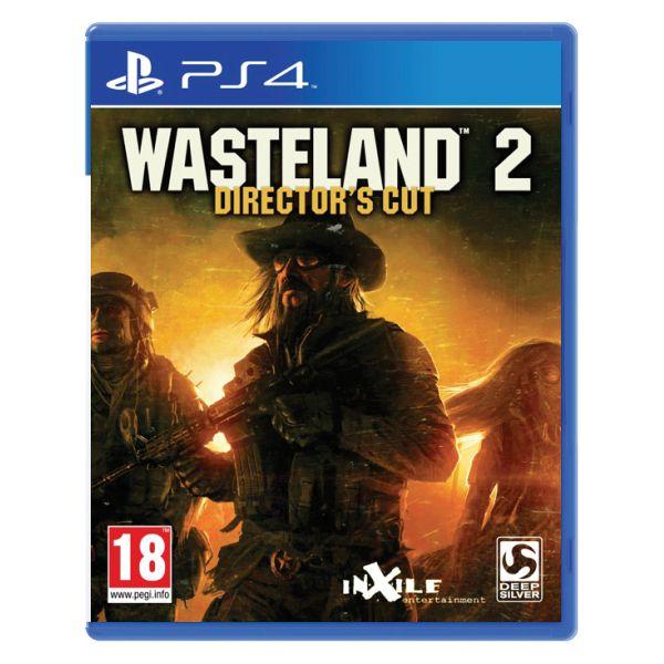 Wasteland 2 (Director's Cut) [PS4] - BAZÁR (použitý tovar)