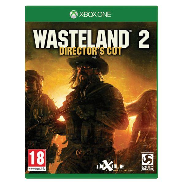 Wasteland 2 (Director's Cut) [XBOX ONE] - BAZÁR (použitý tovar)