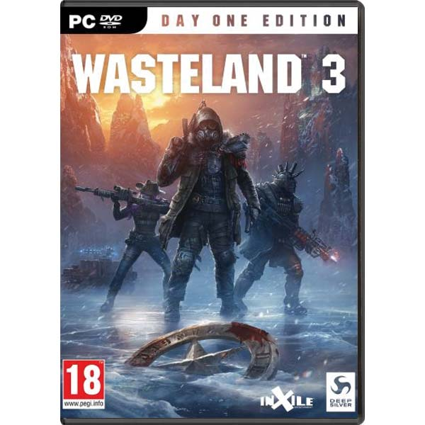 Wasteland 3 (Day One Edition) PC