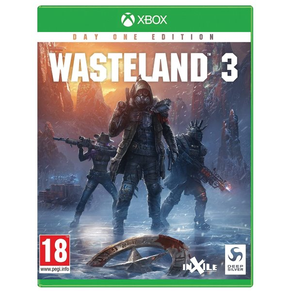 Wasteland 3 (Day One Edition) XBOX ONE