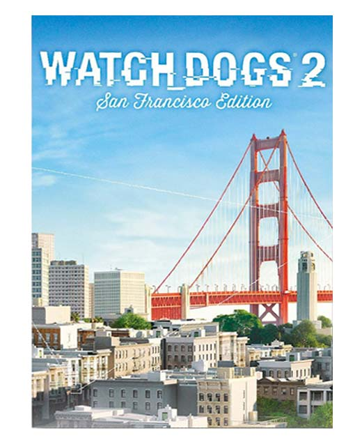 Watch_Dogs 2 CZ (San Francisco Edition)