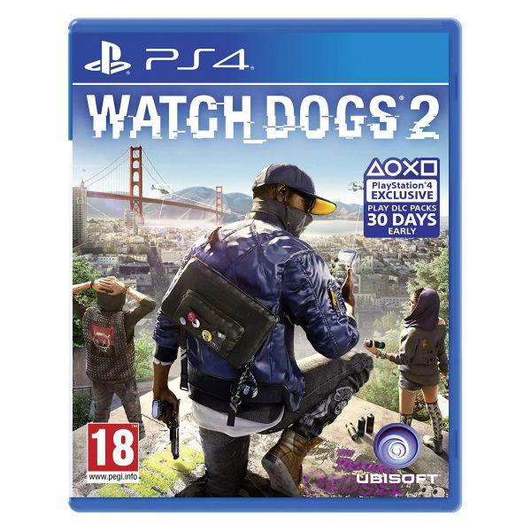Watch_Dogs 2 [PS4] - BAZÁR (použitý tovar)