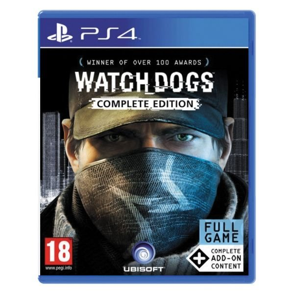 Watch_Dogs (Complete Edition) PS4