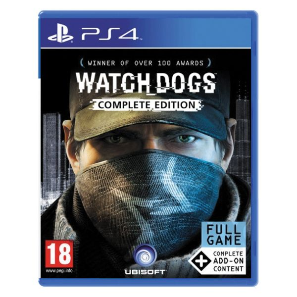 Watch_Dogs CZ (Complete Edition) PS4